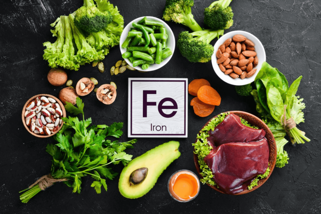 Iron to Help Treat Polycystic Ovary Syndrome (PCOS)